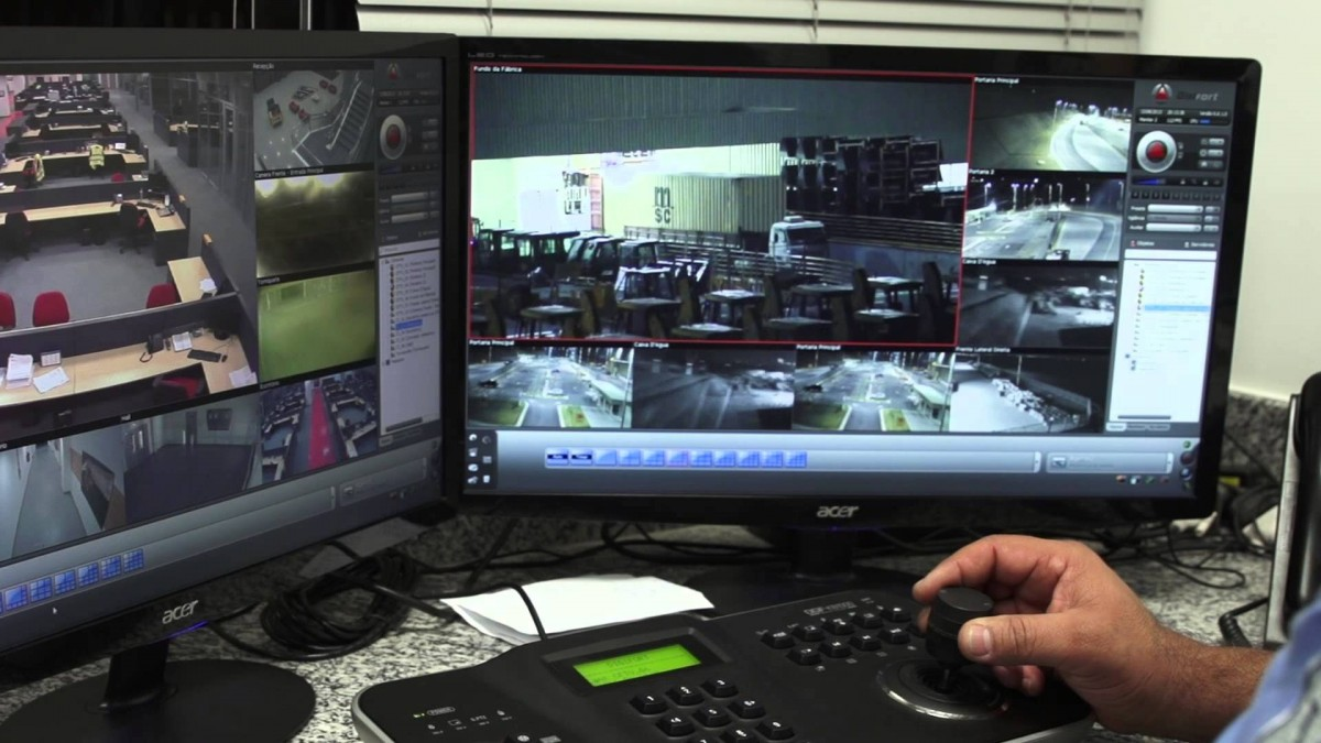 O que é um sistema CFTV?